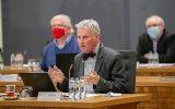 Ulrich Deller im PDG-Ausschuss