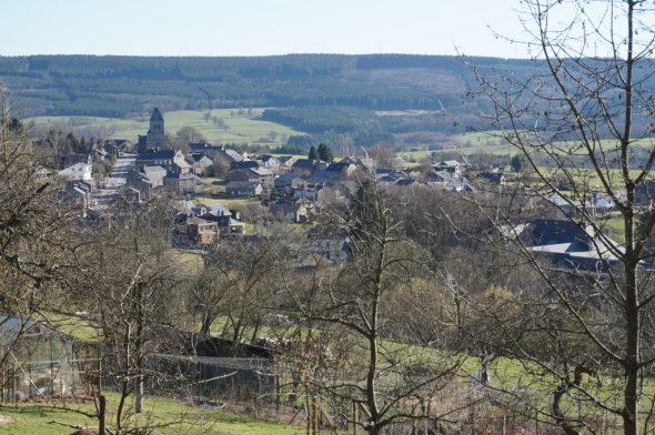 Ansicht von Stoumont (Bild: Stephan Pesch/BRF)