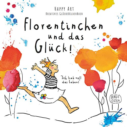 """""""Florentinchen und das Glück"""" von Birgit Osten (Cover: Tümmel Verlag)"""