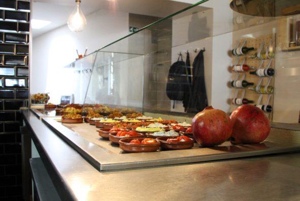 Restaurant Piya in Eupen (Bild: Robin Emonts/BRF)