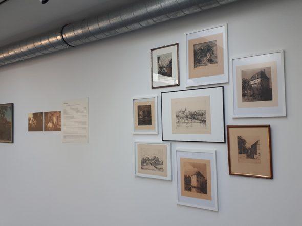 Ausstellung Lilie von Asten im Eupener Stadtmuseum (Bild: Stadtmuseum Eupen)