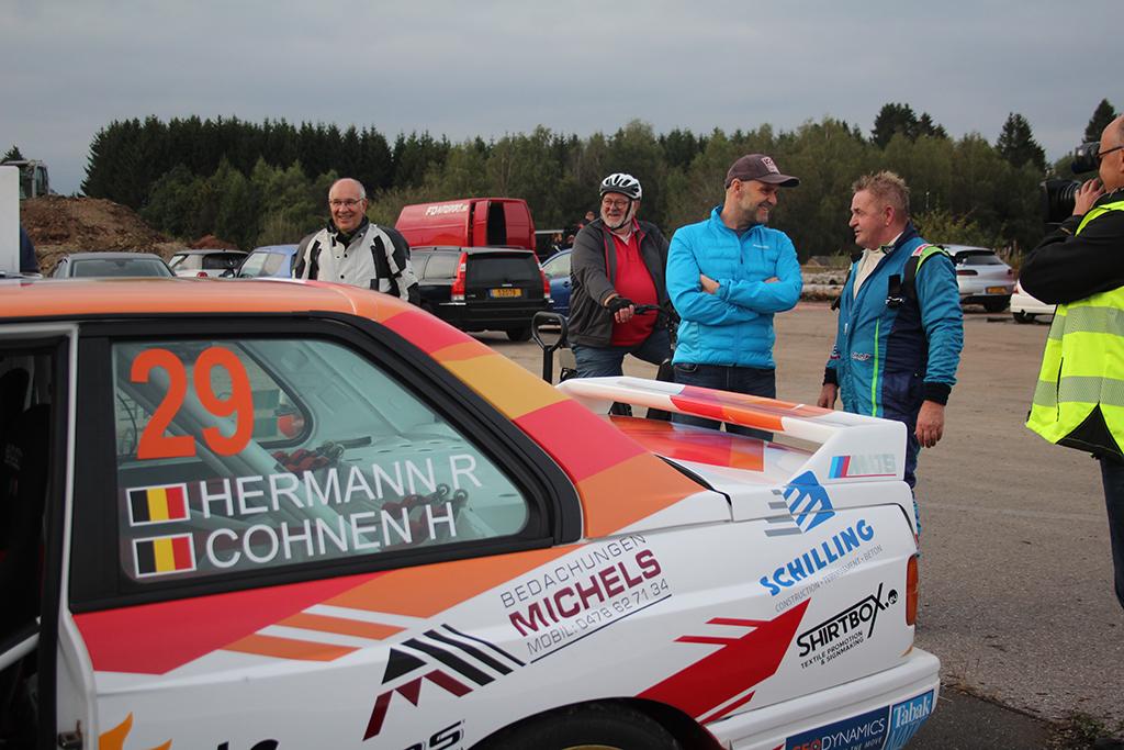 East Belgian Rallye: Shakedown in der Gemeinde Büllingen (Bild: Katrin Margraff/BRF)
