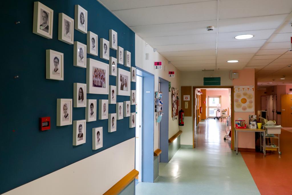 Entbindungsstation im St. Nikolaus-Hospital Eupen (Bild: Julien Claessen/BRF)
