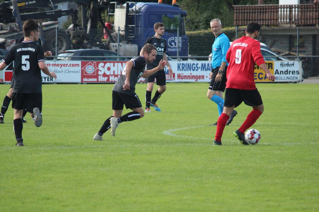 Honsfeld verliert 1:2 gegen Rocherath (Bild: Marvin Worms/BRF)