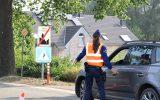 Polizei in Kelmis kontrolliert Fahrzeuge mit ausländischen Kennzeichen (Bild: Michaela Brück/BRF)